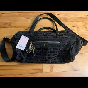 Juicy Couture weekend bag